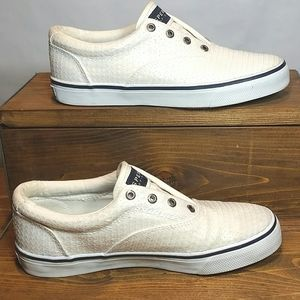 Sperry Topsider sparkle sneakers